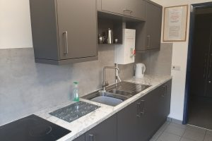 Kitchen at Cottam Community